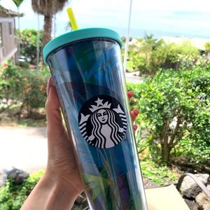 Limited edition Starbucks Hawai'i tumbler